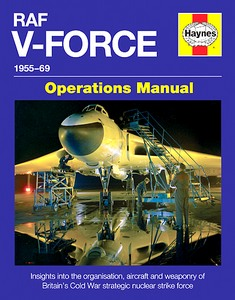 Boek : RAF V-Force Operations Manual 1955-69