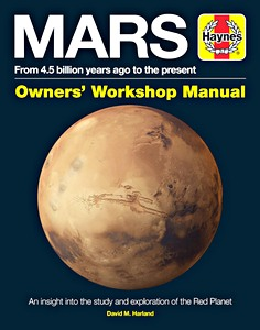 Boek : Mars Manual - An insight into the study and exploration of the Red Planet (Haynes Space Manual)