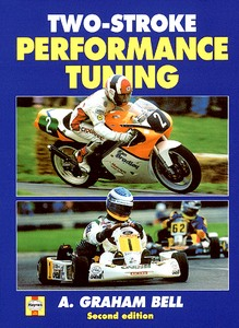 Livre : Two-Stroke Performance Tuning (2nd Edition)