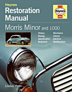Boek: Morris Minor and 1000 (1949-1971) - Haynes Restoration Manual