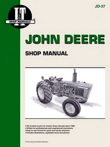 Boek: John Deere 1020, 1520, 2020 / 1530, 2030 (1965-1975) - Tractor Shop Manual
