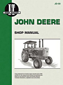 Boek: John Deere 4030, 4230, 4430, 4630 + HFWD (1973-1977) - Tractor Shop Manual