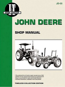 Boek: John Deere 1250, 1450, 1650 (1982-1989) - Tractor Shop Manual