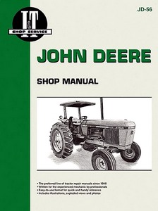 Boek: John Deere 2840 - 3130 / 2940 - 3040 / 2950 - 3140 (1975-1986) - Tractor Shop Manual