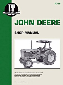 Boek: John Deere 2750 / 2755, 2855, 2955 (1983-1992) - Tractor Shop Manual