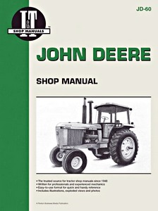Boek: John Deere 4055, 4255, 4455, 4555, 4755, 4955 + 4WD (1989-1992) - Tractor Shop Manual