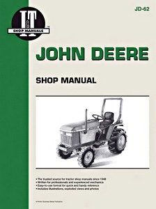 Boek: John Deere 670, 770, 870, 970, 1070 (1989-1998) - Tractor Shop Manual