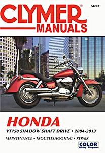 Honda Vt 700 Et Vt 750 Shadow Revues Techniques Entretien Et