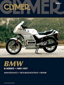 Livre : BMW K-Series - K75, K100, K1, K1100 (1985-1997) - Clymer Motorcycle Service and Repair Manual