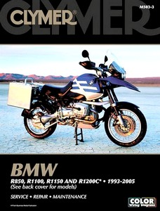 Livre : BMW R 850, R 1100, R 1150, R 1200C (1993-2005) - Clymer Motorcycle Service and Repair Manual