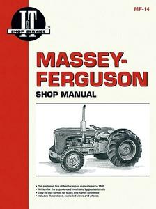 Massey-Ferguson 35, 50, 65, 85, 88 : revues techniques ...