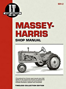 Massey-Harris 20, 22, 30, 44, 55, 81, 82, 101, 102, 201, 202, 203, Pony