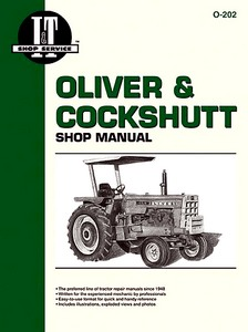 Boek: Oliver & Cockshutt Shop Manual Collection (2) - Tractor Shop Manual