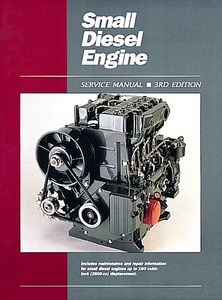 Boek : Small Diesel Engine Service Manual (3rd Edition) - Clymer ProSeries Service and Repair Manual