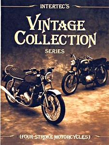 Livre : Vintage Four-Stroke Motorcycles (Clymer ProSeries Collection) - Clymer ProSeries Service and Repair Manual