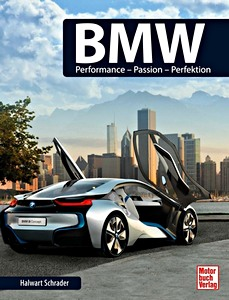 Boek: BMW - Performance, Passion, Perfektion