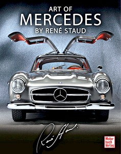 Boek: Art of Mercedes by René Staud
