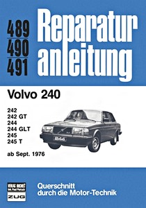 1991 volvo 240 owners manual download