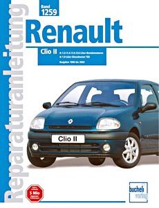 Renault Clio I (1990-1998) : revues techniques - entretien ...