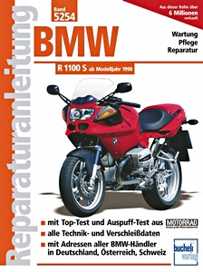 bmw r 1100 en r 1150 werkplaatshandboeken onderhoud en. Black Bedroom Furniture Sets. Home Design Ideas
