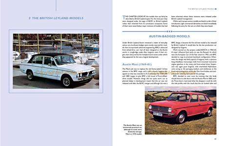 British Leyland Boeken Historie Modellen En Techniek