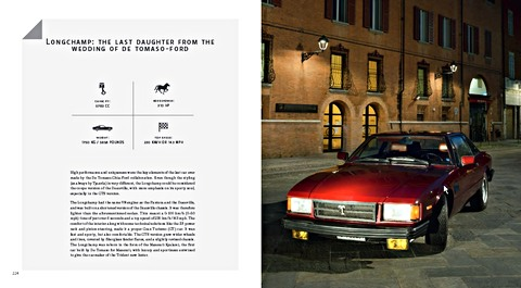 Bladzijden uit het boek De Tomaso : from Buenos Aires to Modena, the History of an Automotive Visionary (2)