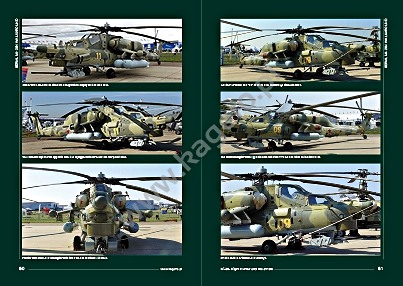 Bladzijden uit het boek Mi-28 Night Hunter and Others (1)