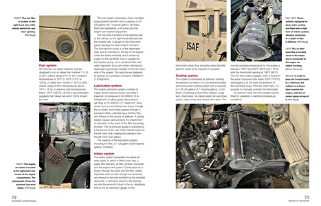 Pages du livre Humvee Enthusiasts' Manual - all military variants (1985 onwards) - An insight into owning, restoring, servicing and driving (Haynes Military Manual) (2)
