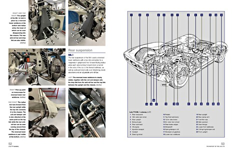 Bladzijden uit het boek Lola T70 Manual (1965 onwards) - An insight into the the design, engineering, maintenance and operation (1)