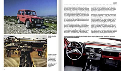 Mercedes Benz 4x4 : livres histoire, modèles et technique
