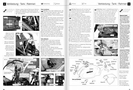 ducati monster 695 696 et s2r revues techniques entretien et r paration 6. Black Bedroom Furniture Sets. Home Design Ideas